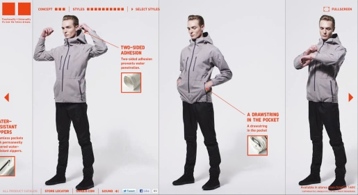 Uniqlo Innovation Project Men