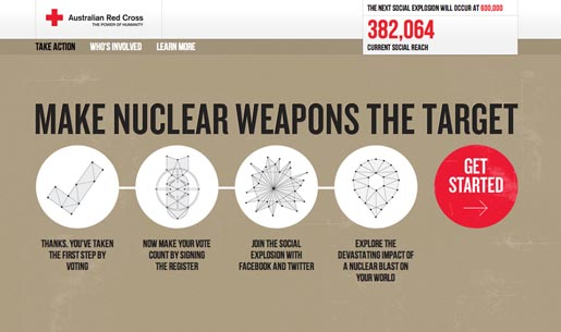 Make Nuclear Weapons The Target