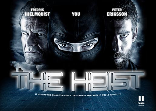 The Heist At Pause Movie Poster