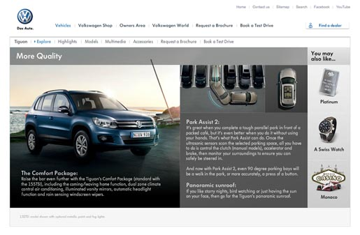 Volkswagen Tiguan More Quality site