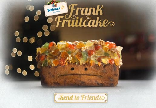 Frank the Fruitcake site