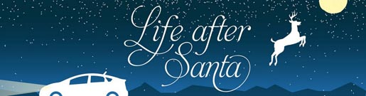 Life After Santa Blog header