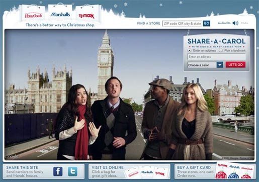 Share a Carol in London