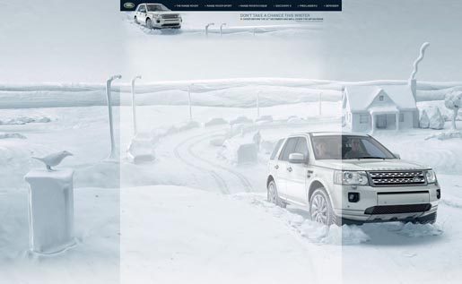 Land Rover Claynation YouTube channel background
