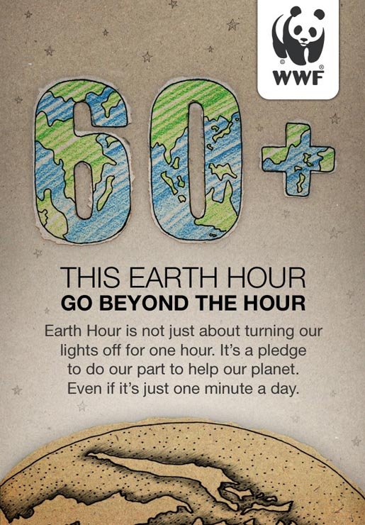 Earth Hour 60+ iPhone App
