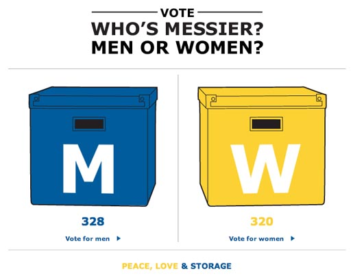 IKEA asks Who's Messier?