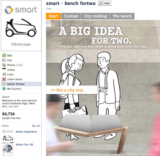 Smart Big Idea Facebook contest