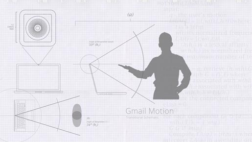 Gmail Motion Schematic