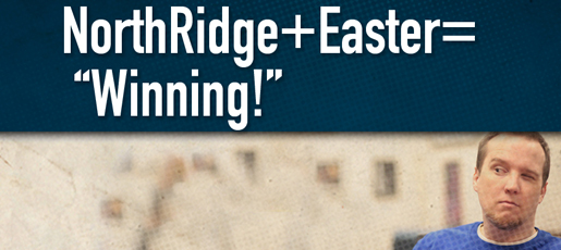 Northbridge + Easter Winning banner