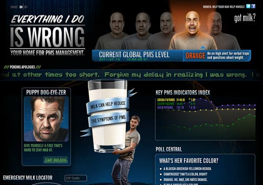 Everything I Do is Wrong Site