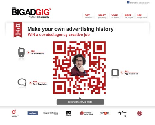 The Big Ad Gig - Mobile