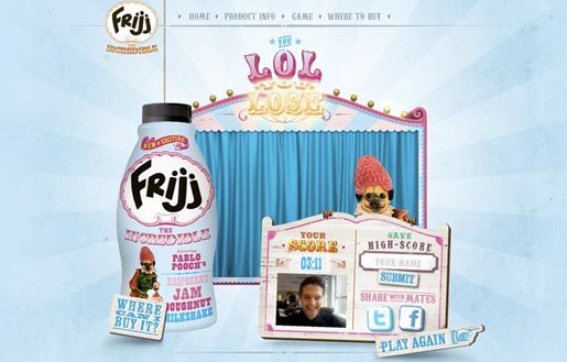 Frijj You LOL You Lose Introduction