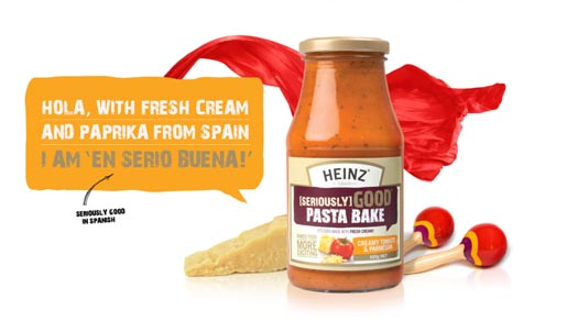 Heinz Seriously Good - Pasta Bake Serio Buena