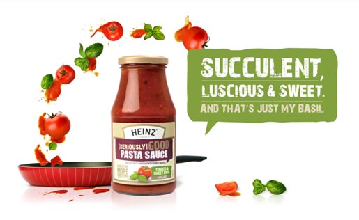 Heinz Seriously Good - Succulent