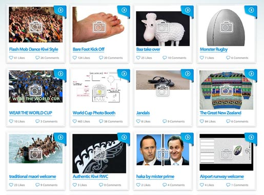 ANZ Welcome Ideas