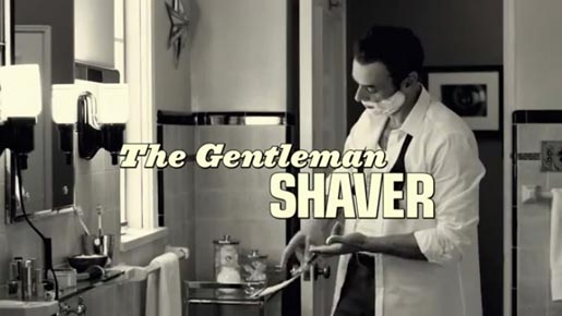 The Gentleman Shaver Brotherhood of Shaving