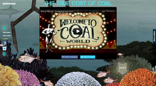 Welcome to Coal World