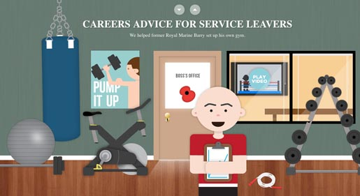 Careers Advice for Service Leavers