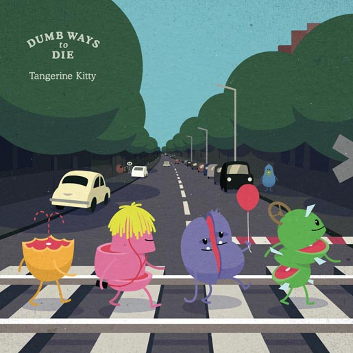 Dumb Ways To Die Single