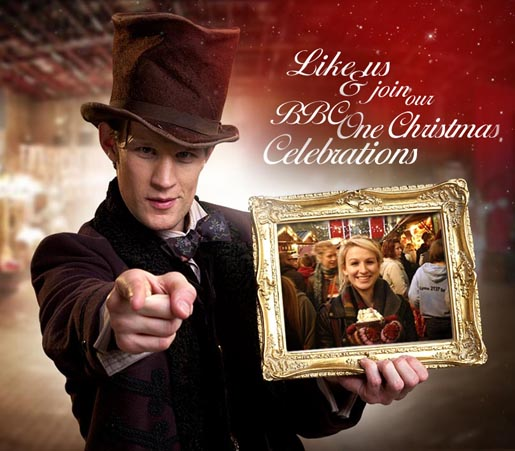 BBC Chrsitmas Doctor Who