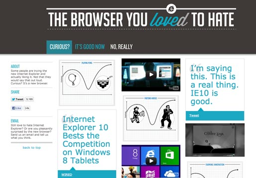 The Browser you love to hate