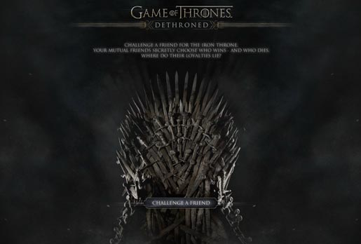 Game of Thrones Dethroned