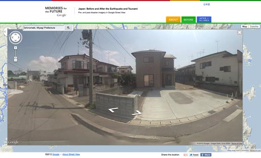 Google Memories for The Future Ishinomaki Before /></noscript></a></p> <p><a href=