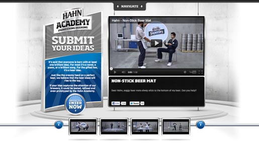Hahn Academy for Beer Predicaments - Submit Your Ideas