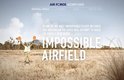Impossible Airfield