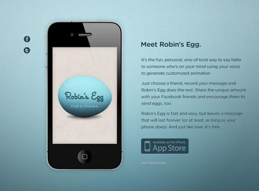Meet Robin's Egg
