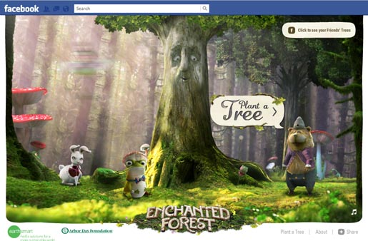 Fedex Enchanted Facebook App