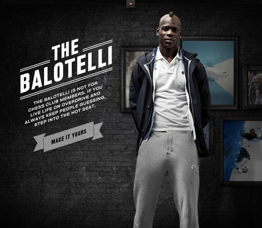 Nike Barbershop The Balotelli