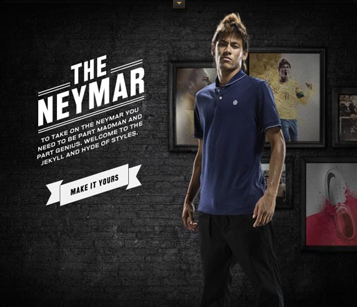 Nike Barbershop The Neymar
