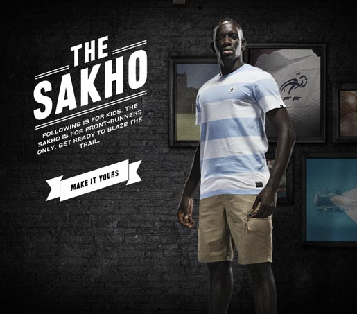 Nike Barbershop The Sakho