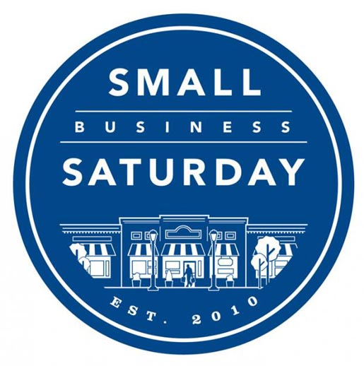 Small Business Saturday badge