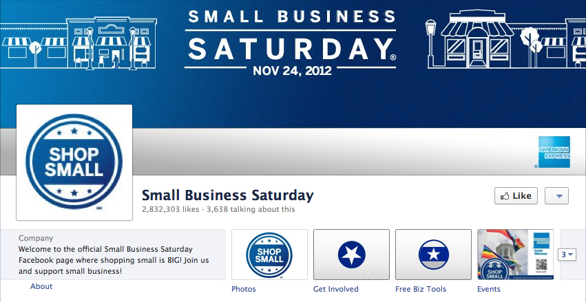 American express open small business saturday case study