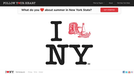 What do you love about summer in NY State?