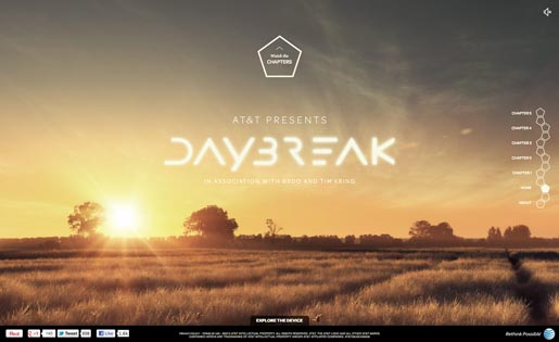 AT&T Daybreak Site
