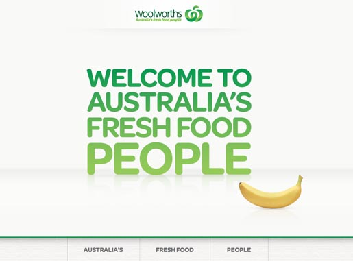 Woolworths Australia's Fresh Food People