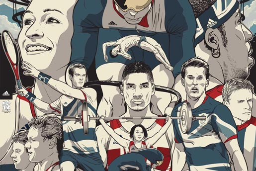 Adidas Take The Stage TeamGB masthead