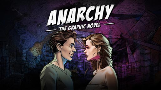 Axe Anarchy Graphic Novel