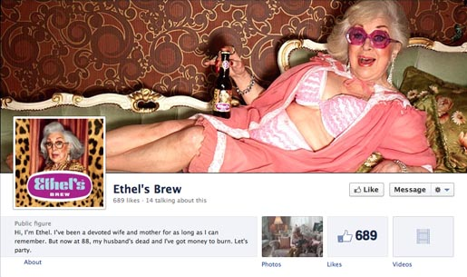 Ethel's Facebook