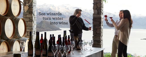 Tourism New Zealand Vintner