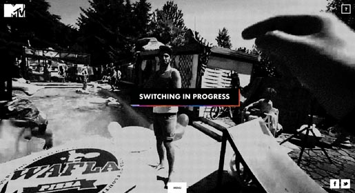 MTV Switching in Progress