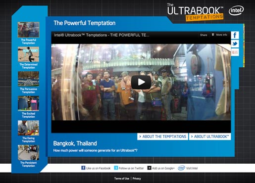 The Ultrabook Temptations