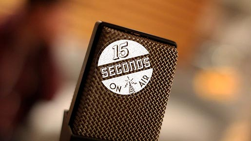 15 Seconds on Air