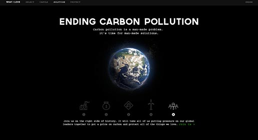 Ending Carbon Pollution