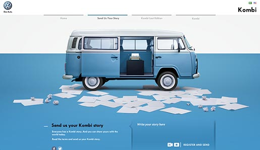 VOlkswagen Bus Stories