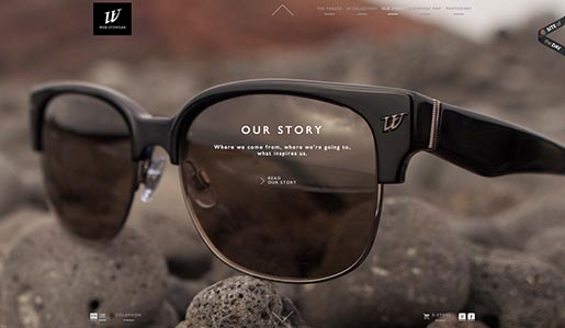 Web Eyewear Our Story