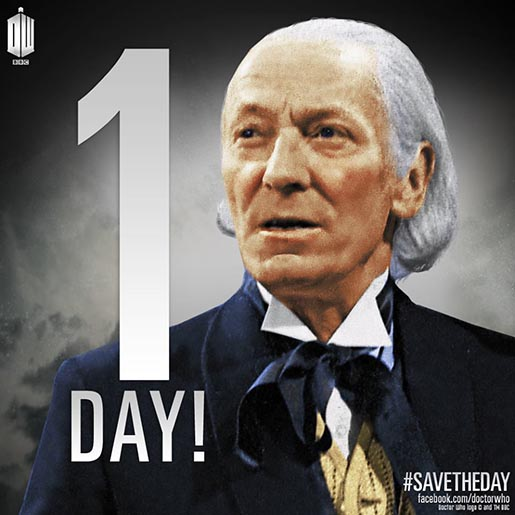 Day of the Doctor 1 Day